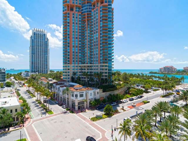 801 S Pointe Dr Ph3, Miami Beach, FL 33139 (MLS #A10890065) :: The Jack Coden Group