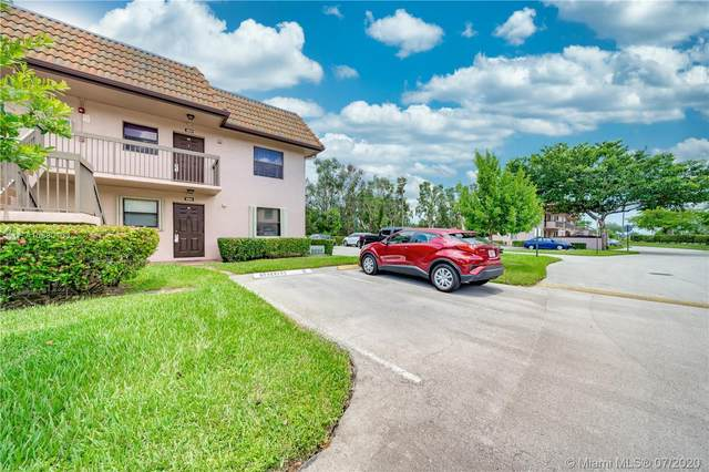 10333 NW 11th St #106, Pembroke Pines, FL 33026 (MLS #A10890163) :: Berkshire Hathaway HomeServices EWM Realty