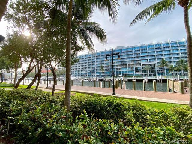 3001 NE 185th St #109, Aventura, FL 33180 (MLS #A10890193) :: Green Realty Properties