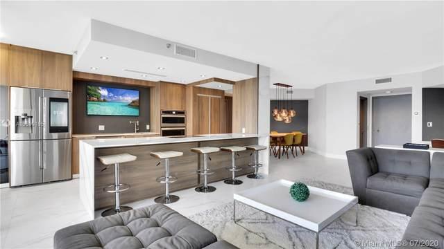 4000 Island Blvd #1205, Aventura, FL 33160 (MLS #A10890195) :: Berkshire Hathaway HomeServices EWM Realty