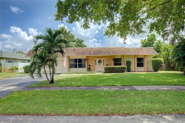 7421 NW 12th St, Plantation, FL 33313 (MLS #A10890211) :: Green Realty Properties