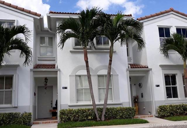 15528 SW 39th St #289, Miramar, FL 33027 (#A10890248) :: Real Estate Authority