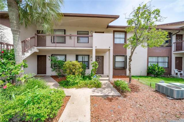 9962 Nob Hill Ct #9962, Sunrise, FL 33351 (MLS #A10890261) :: The Howland Group
