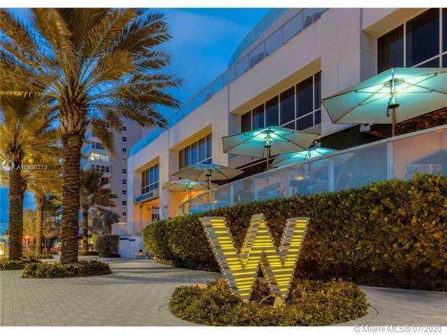 3101 Bayshore Dr #601, Fort Lauderdale, FL 33304 (#A10890279) :: Real Estate Authority
