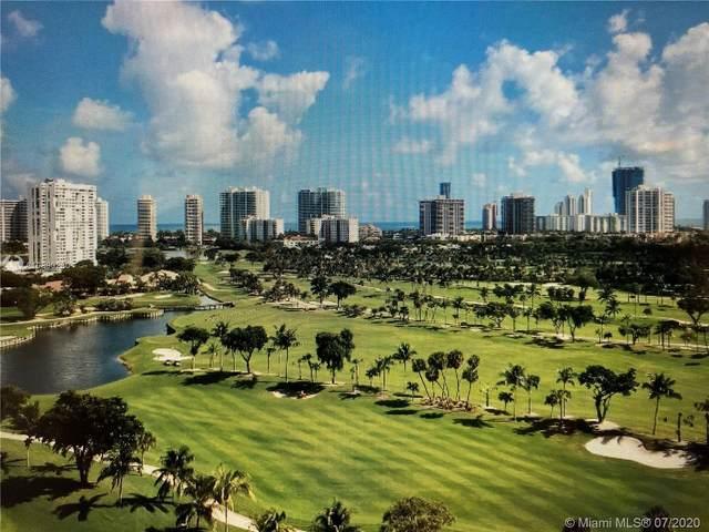 20335 W Country Club Dr #1708, Aventura, FL 33180 (MLS #A10890280) :: Berkshire Hathaway HomeServices EWM Realty