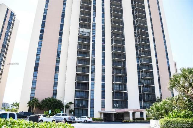 20311 W Country Club Drive #422, Aventura, FL 33180 (MLS #A10890282) :: Berkshire Hathaway HomeServices EWM Realty