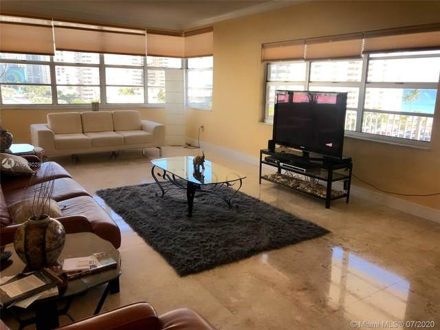 1985 S Ocean Dr 6P, Hallandale Beach, FL 33009 (#A10890293) :: Real Estate Authority