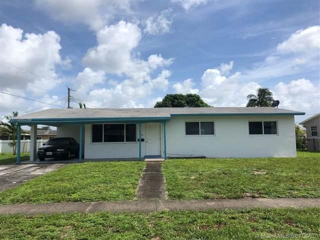 6951 SW 3rd St, Pembroke Pines, FL 33023 (MLS #A10890298) :: Green Realty Properties