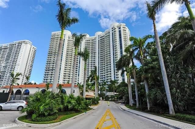 6000 Island Blvd #1504, Aventura, FL 33160 (MLS #A10890305) :: Green Realty Properties