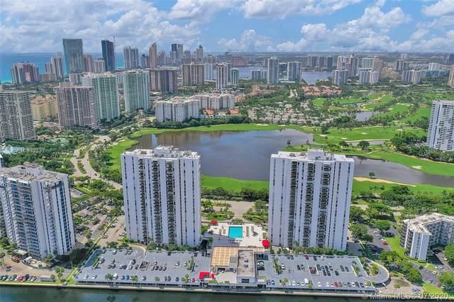 3625 N Country Club Dr 604-3, Aventura, FL 33180 (MLS #A10890337) :: Berkshire Hathaway HomeServices EWM Realty