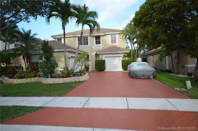 1561 SW 187th Ave, Pembroke Pines, FL 33029 (MLS #A10890345) :: Berkshire Hathaway HomeServices EWM Realty