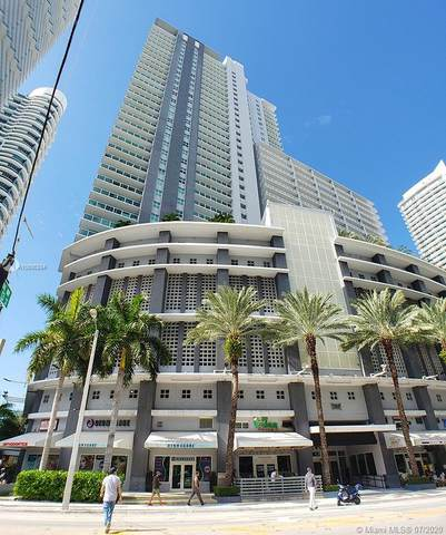 1250 S Miami Ave #1201, Miami, FL 33130 (MLS #A10890384) :: Berkshire Hathaway HomeServices EWM Realty