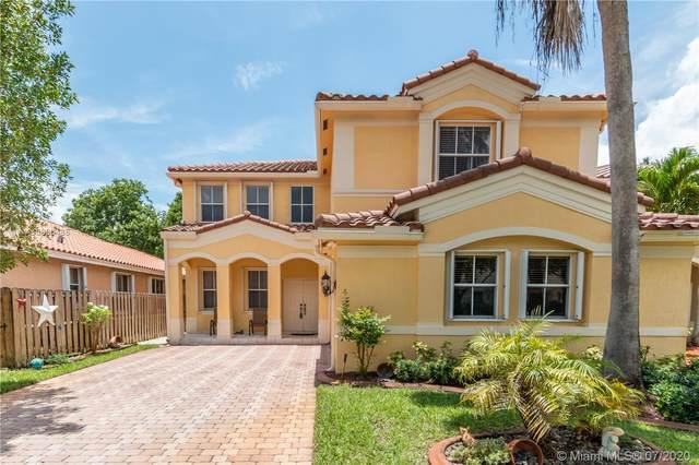 16718 SW 36th Ct, Miramar, FL 33027 (MLS #A10890485) :: Green Realty Properties
