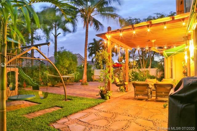 18800 SW 29th St, Miramar, FL 33029 (MLS #A10890497) :: Green Realty Properties