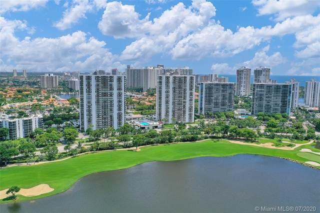 3625 N Country Club Dr #1403, Aventura, FL 33180 (MLS #A10890515) :: Green Realty Properties