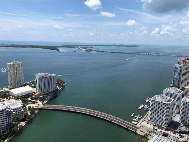 495 Brickell Ave #5409, Miami, FL 33131 (MLS #A10890531) :: Prestige Realty Group
