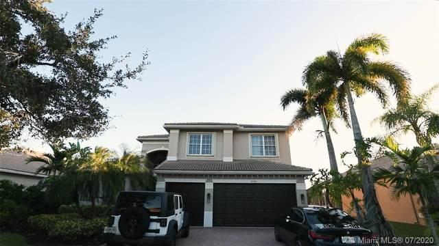 18560 SW 44th St, Miramar, FL 33029 (MLS #A10890538) :: Green Realty Properties