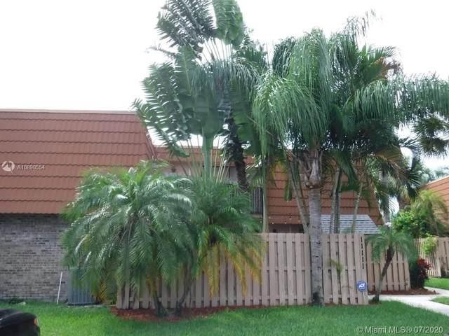11111 SW 15 Manor, Davie, FL 33304 (MLS #A10890554) :: Green Realty Properties