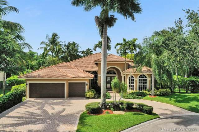 10655 NW 68th Court, Parkland, FL 33076 (MLS #A10890571) :: Berkshire Hathaway HomeServices EWM Realty