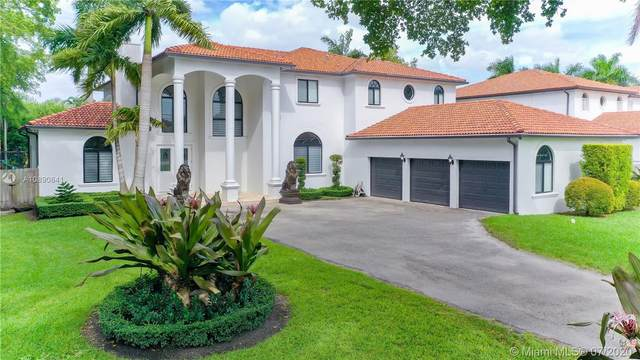 6950 SW 97th Ave, Miami, FL 33173 (MLS #A10890641) :: The Jack Coden Group