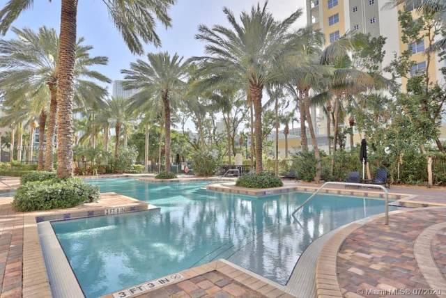 17150 N Bay Rd #2320, Sunny Isles Beach, FL 33160 (MLS #A10890643) :: Miami Villa Group