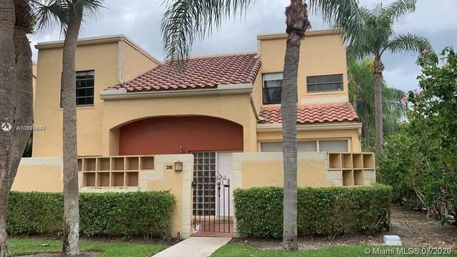 20907 Leeward Ct 258-5, Aventura, FL 33180 (MLS #A10890647) :: Green Realty Properties
