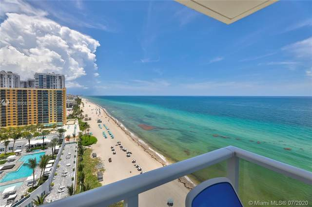 2751 S Ocean Dr 1604S, Hollywood, FL 33019 (MLS #A10890828) :: Castelli Real Estate Services