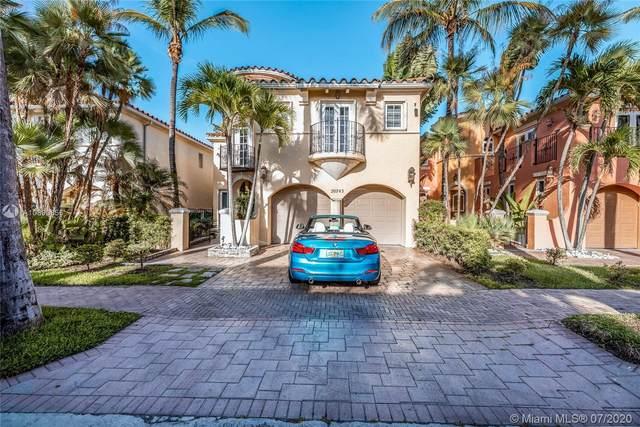 20745 NE 32nd Place, Aventura, FL 33180 (MLS #A10890856) :: Green Realty Properties