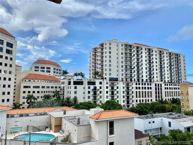 911 E Ponce De Leon Blvd #801, Coral Gables, FL 33134 (MLS #A10890901) :: Albert Garcia Team