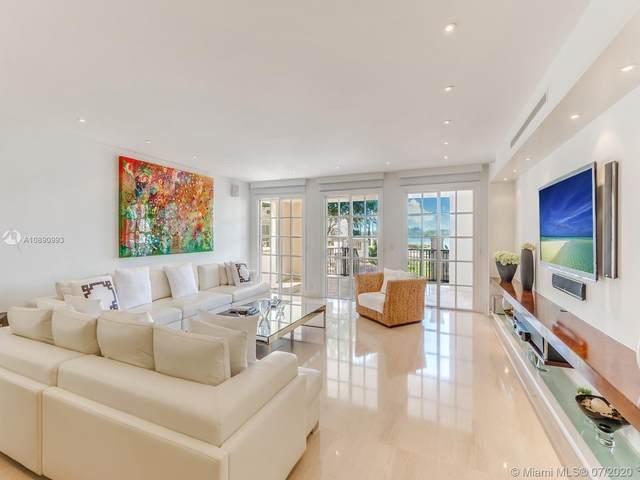 2111 Fisher Island Dr #2111, Miami Beach, FL 33109 (MLS #A10890993) :: Miami Villa Group