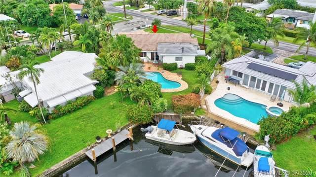900 Mango Isle, Fort Lauderdale, FL 33315 (MLS #A10890999) :: Green Realty Properties