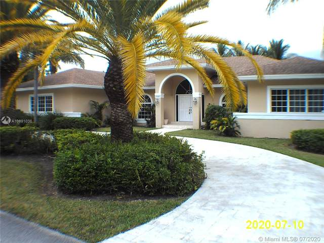 9989 SW 125th Ter, Miami, FL 33176 (MLS #A10891036) :: Albert Garcia Team