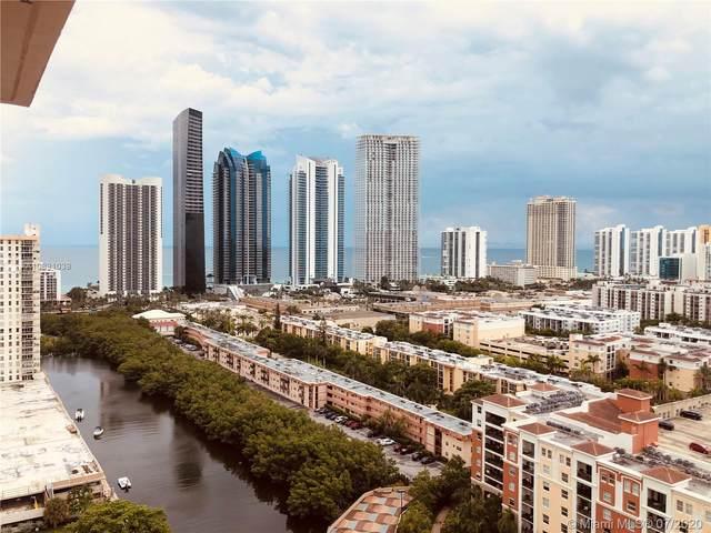 250 174th St #2304, Sunny Isles Beach, FL 33160 (MLS #A10891039) :: Miami Villa Group