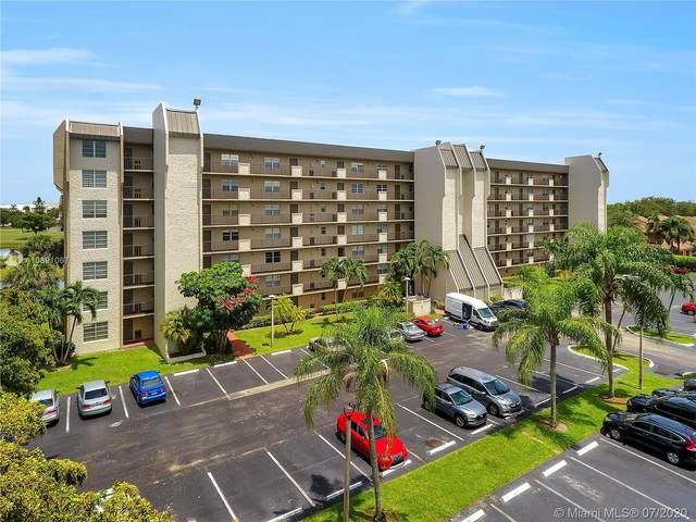 3150 W Rolling Hills Cir #610, Davie, FL 33328 (MLS #A10891067) :: Green Realty Properties
