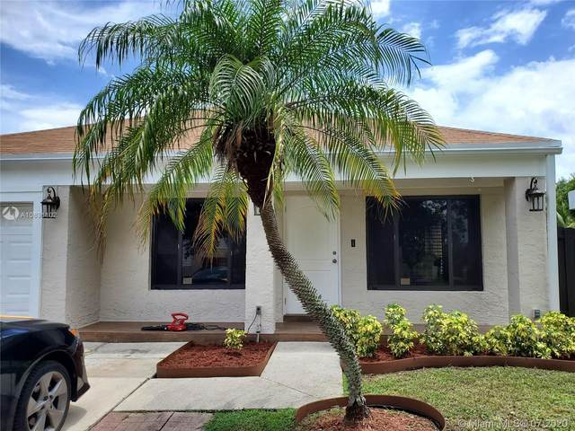 1100 Sw 84th Terrace, Pembroke Pines, FL 33025 (MLS #A10891102) :: The Teri Arbogast Team at Keller Williams Partners SW