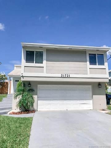 21721 SW 99th Ave, Cutler Bay, FL 33190 (MLS #A10891118) :: Patty Accorto Team