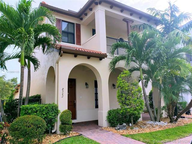 8342 NW 39th Ct, Cooper City, FL 33024 (MLS #A10891123) :: The Teri Arbogast Team at Keller Williams Partners SW