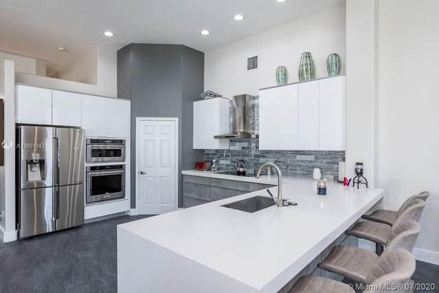 17235 SW 13th St, Pembroke Pines, FL 33029 (MLS #A10891143) :: Green Realty Properties