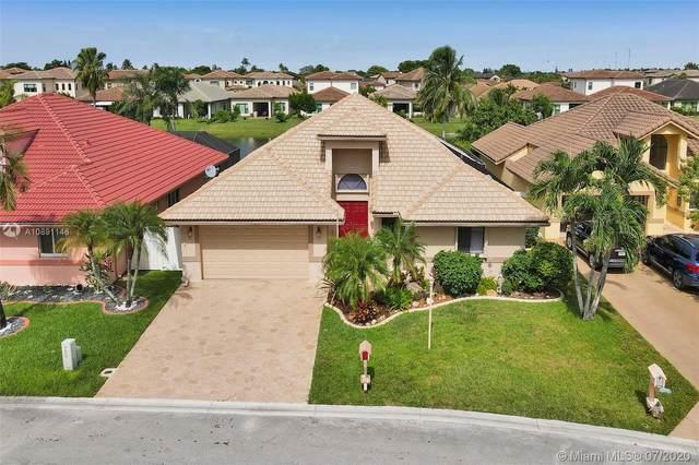 1141 SW 115th Ave, Pembroke Pines, FL 33025 (MLS #A10891146) :: Green Realty Properties