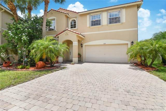 824 NW 126th Dr, Coral Springs, FL 33071 (MLS #A10891162) :: Green Realty Properties