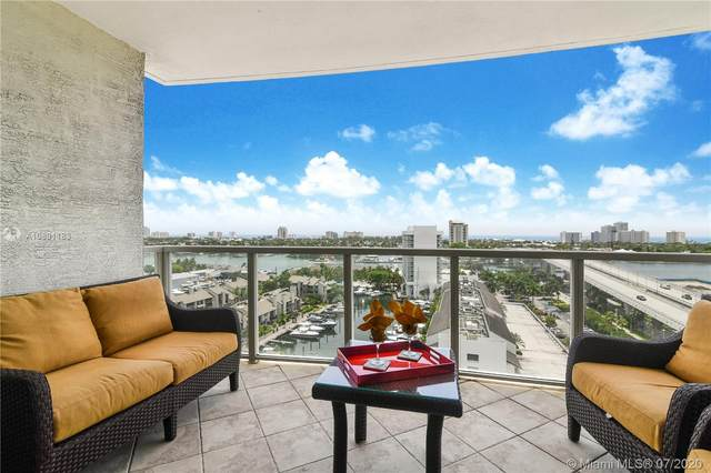 1819 SE 17th St #1406, Fort Lauderdale, FL 33316 (MLS #A10891183) :: Green Realty Properties