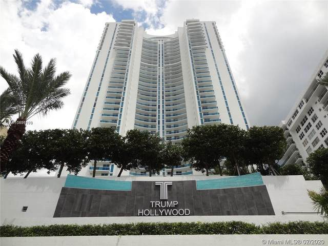 2711 S Ocean Dr #2801, Hollywood, FL 33019 (MLS #A10891199) :: Green Realty Properties