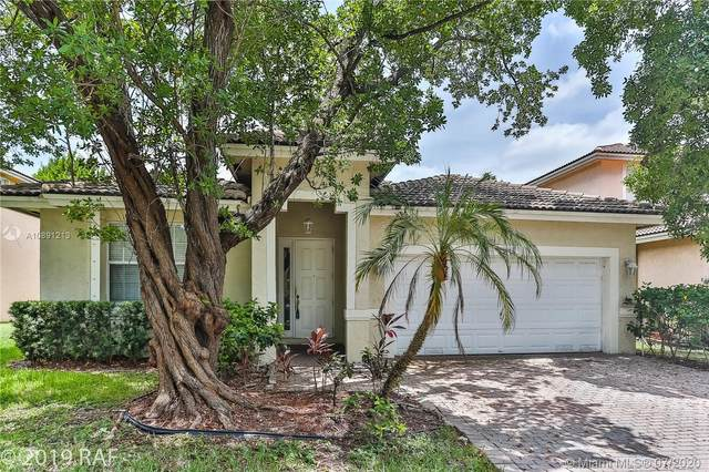 13775 SW 31st St, Miramar, FL 33027 (MLS #A10891213) :: THE BANNON GROUP at RE/MAX CONSULTANTS REALTY I