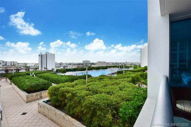 6899 Collins Ave #709, Miami Beach, FL 33141 (MLS #A10891217) :: Carole Smith Real Estate Team