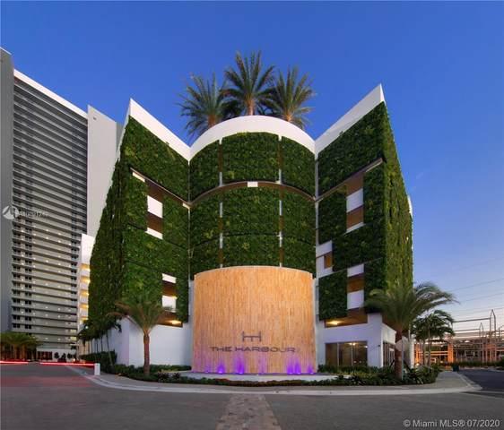 16385 Biscayne Blvd #715, North Miami Beach, FL 33160 (MLS #A10891249) :: Miami Villa Group