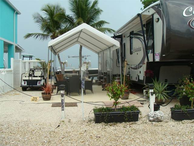 325 Calusa St Lot 328, Key Largo, FL 33037 (MLS #A10891266) :: The Howland Group