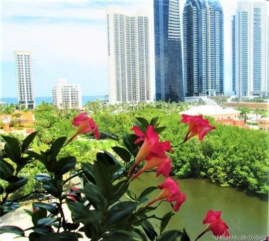 230 174th St #919, Sunny Isles Beach, FL 33160 (MLS #A10891285) :: Green Realty Properties