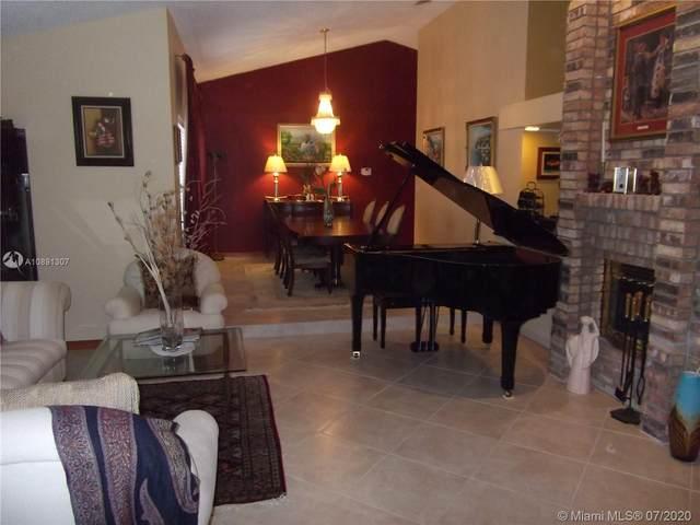 11171 NW 10th Pl, Coral Springs, FL 33071 (MLS #A10891307) :: Patty Accorto Team