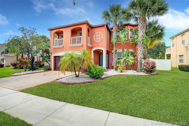 16131 SW 49th Ct, Miramar, FL 33027 (MLS #A10891308) :: THE BANNON GROUP at RE/MAX CONSULTANTS REALTY I