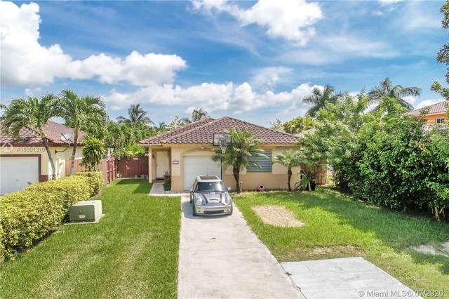 872 SW 7th St, Florida City, FL 33034 (MLS #A10891310) :: Green Realty Properties